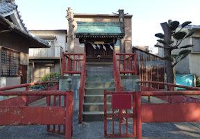伊余夷子神社