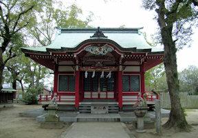 清高稲荷神社