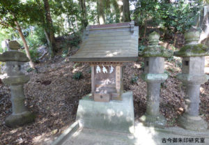 日尾八幡神社奈良原神社