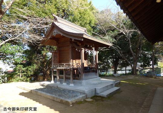 日尾八幡神社王子八幡神社