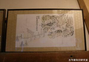一之宮神社境内外絵図