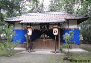 伊曽乃神社古茂里神社