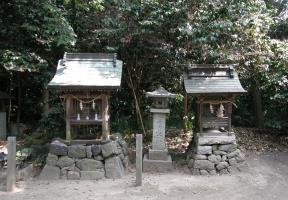 猿田彦神社・竈神社