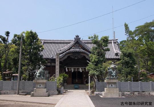 川之江八幡神社