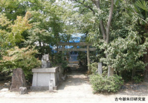 川之江八幡神社天満宮