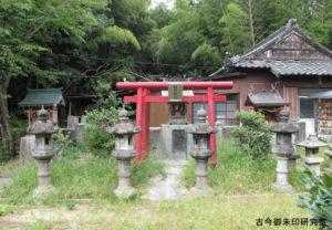 黒嶋神社(黒嶋神宮)境内社