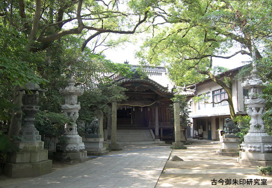 三島神社(伊予三島)
