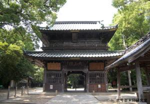 三島神社(伊予三島)楼門