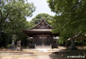 南豫護國神社