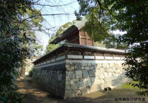 西條神社本殿