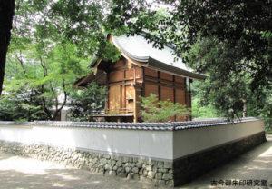 浮嶋神社本殿