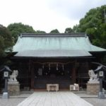 宇都宮二荒山神社